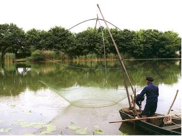 Pêcheur du Rhône
